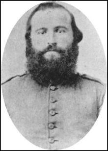 James McQueen McIntosh served as a Confederate colonel in the Second Arkansas Mounted Rifles and as a brigadier general before losing his life at the Battle of Pea Ridge.