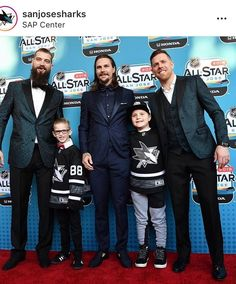 2019 All-Star Weekend! Brent Burns, Oakland Raiders Logo, Western Conference, San Jose Sharks, Shark Bites, My Boys, Nhl, All Star, Sassy