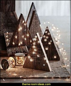 Holiday Shapes LED Lights sis I thought of you when I saw these