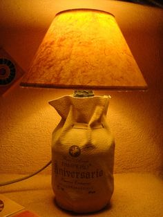 homemade lamp ideas
