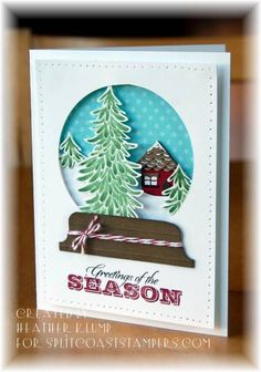 *Heathers Favorite* Greetings of the Season by tankgrl - Cards and Paper Crafts at Splitcoaststampers