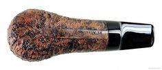 Radice Silk Cut Reverse Calabash - smoking pipe 143 - Radice 143 - Alpascia