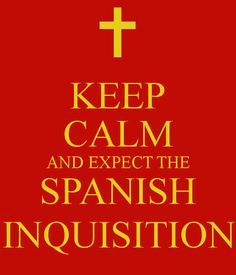 monty python spanish inquisition comfy chair quotes a look at men fashion and history and everthing else