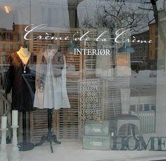 scandinavian store window...
