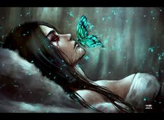 Mistress of Pain by NanFe.deviantart.com on @deviantART