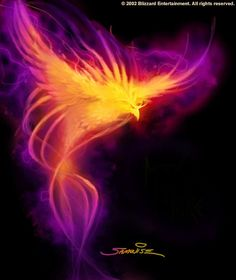 Phoenix Bird | The Passion Spill~*: Phoenix