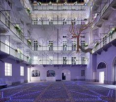 courtyard - Palazzo Valperga Galleani a Torino
