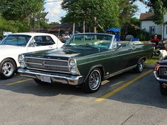 1966 Ford Fairlane XL Convertible Convertible, Ford Lincoln Mercury, Ford Classic Cars, Ford Fairlane, Antique Cars, Vintage Cars, Ford Motor Company, Sexy Cars, Ford Models