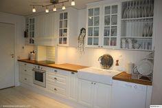 Mitt vita lantliga kök - Ett inredningsalbum på StyleRoom av Marylou