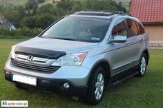 Honda CR-V 2.4 2007 r. - zobacz ofertę