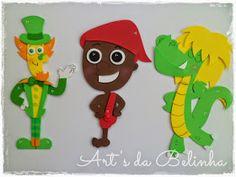 """{Sítio do Pica-Pau amarelo... ♥}   """"...Boneca de pano é gente, sabugo de milho é gente   O sol nascente é tão belo...""""     Missão dada, mi... Wonderland, Clip Art, Scrapbook, Education, Party, Crafts, 1, Saints, Cute Drawings"""