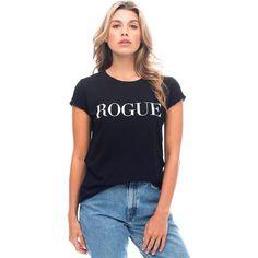 Sub_Urban Riot Rogue Tee as seen on Kaley Cuoco