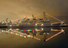 USS John Paul Jones at San Diego