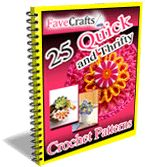 Free ebook Quick and Thrifty Crochet eBook