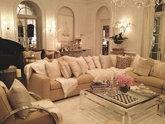 Ralph Lauren Furniture Collection | architect design™: Ally Coulter for the Holiday House