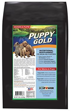 Dog Milk Replacers - K9Power Puppy Gold Growing Puppy Nutrition Formula 15Pound * Click image to review more details. (This is an Amazon affiliate link)