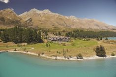 Blanket Bay - Glenorchy, New ZealandOften regarded as the best luxury lodge in New Zealand, Blanket Bay offers five-star cuisine, magnificent activities, and outstanding accommodation on the. Glenorchy New Zealand, Queenstown New Zealand, Jet Privé, Bay Lodge, New Zealand Holidays, Lake Wakatipu, Bay News, Visit New Zealand, Small Luxury Hotels