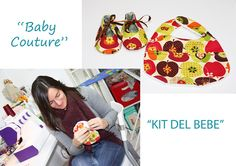 Kit del bebe. baby couture