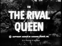 SHEENA QUEEN OF THE JUNGLE. The Rival Queen. 1956 TV Episode starring Irish McCalla.