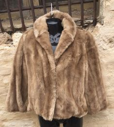 Gorgeous Sexy Warm Fake Fur Glamour Girl Disco Jacket Small Vintage Chic in Clothing, Shoes, Accessories, Vintage, Women's Vintage Clothing Fake Fur, 1970s, Vintage Ladies, Vintage Outfits, Glamour, Warm, Chic, Sexy, Jackets