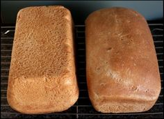 Bread recipes for the Thermomix