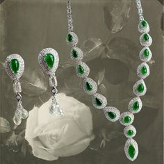 296a86577d29 182 Best Antique   Fine Jade Jewelry images in 2019