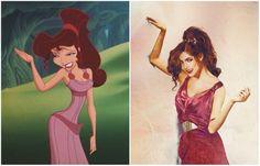 Wie würden Disney Prinzessinnen im realen Leben aussehen #Bild