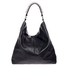 Spike Hobo Bag