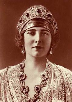 Princesse Marie de Roumanie, reine de Yougoslavie (1900-1961)
