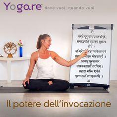 Invocazione in #Ashtanga con Elena De Martin su #Yogare http://yogare.eu/video-173 #Yoga