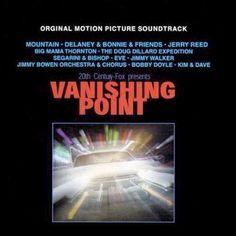Jimmy Bowen & Others : Vanishing Point -- Original Soundtrack (CD) Vanishing Point Movie, Soundtrack, Nevada Day, Jerry Reed, San Francisco, Pony Car, World Music, Stunts, Travel Posters