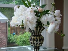 Mountain Breaths: Peonies - instructions for storing buds to lengthen peony availability.