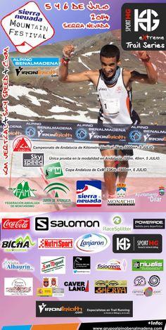 Antonio Torres: Sierra Nevada Mountain Festival CxM Copa de Andalu...