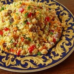Easy Healthy Recipes, Lunch Recipes, Vegetarian Recipes, Polenta, Gnocchi, Vegetable Pulao Recipe, Risotto, Turkish Recipes, Ethnic Recipes
