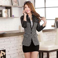 Imagenes de mujer elegante con blazer