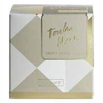 Illume® Demi Boxed Candle- Tonka Noir