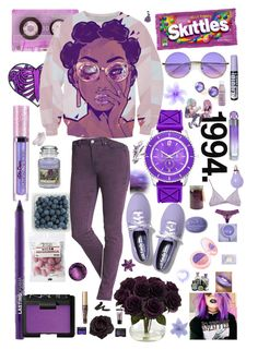 """Why you should never tell people about your polyvore and a year later they dare you to a purple set contest."" by thepinkandpurplerainbow ❤ liked on Polyvore featuring Keds, Maybelline, ZeroUV, NARS Cosmetics, Lime Crime, Perry Ellis, Yankee Candle, Forever 21, Estée Lauder and Liverpool Jeans Co."