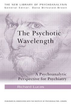 The Psychotic Wavelength provides a psychoanalytical framework for clinicians to use in everyday general psychiatric practice and discusses how psychoanalytic ideas can be of great value when used in the treatment of seriously disturbed and disturbing psychiatric patients with psychoses, including both schizophrenia and the affective disorders. Psychotic, Psychiatry, Library Books, Reading Online, Perspective, Ebooks, News, Schizophrenia, Pdf Book