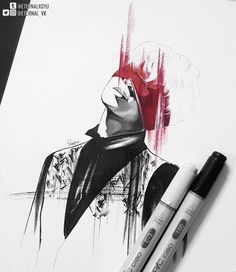 JIMIN fanart | Sweat, Blood & Tears | Твиттер holy shit this is AMAZING