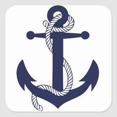 Ocean City, New Jersey - Navy Anchor Design - Lantern Press Artwork Giclee Art Print, Gallery Framed, Black Wood), Multi Anchor Clip Art, Anchor Signs, Ship Anchor, Navy Anchor, Anchor Rope, Anchor Outline, Anchor Stencil, Anchor Heart, Nautical Baby