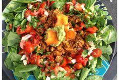 Chicken Taco Salad - Paleo
