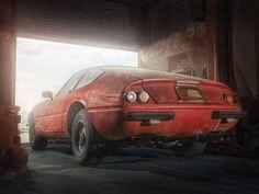 Ferrari Daytona: ritrovata l'unica stradale in alluminio