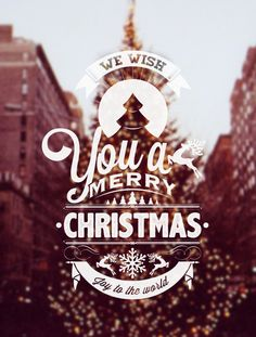 Typostrate says thank you very much for following, supporting and loving us in 2014. We wish you a very merry christmas and some happy hollidays with your friends, family or with whoever you are celebrating these days. Enjoy the peace and our little inspiration made by Invisible Studio from Romania. Source
