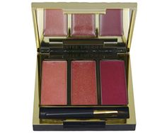 Estee Lauder Pure Color Gloss 3 Color Palette 21Pink Innocence Shimmer 06Magnificent Mauve Shimmer 33Orchid Passion Shimmer >>> More info could be found at the image url.