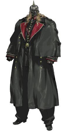Vince, Metal Gear Acid 2 - art by Tsubasa Masao Game Character Design, Fantasy Character Design, Character Design Inspiration, Comic Character, Character Concept, Dnd Characters, Fantasy Characters, Armor Concept, Concept Art