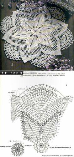 crochet lace ♥ Deniz ♥
