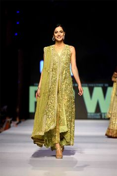yellow Green | Idrees Boutique
