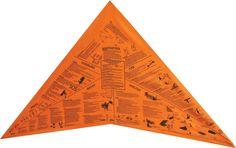 Survival Metrics Head for Survival Triangular Bandana/Cravat