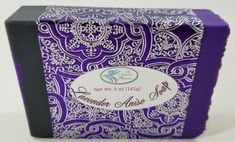 Allowing both ends of the soap to view, but added beauty as a band, one idea for a soap label Soap Labels, Soaps, Lavender, Container, Band, Pretty, Beauty, Decor, Hand Soaps