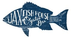 Just because Denver's landlocked doesn't mean you can't get incredible seafood! Visit Jax Fish House and Oyster Bar for incredible oysters, shrimp, clams, and more. Logo Restaurant, Seafood Restaurant, Seafood Menu, Seafood Broil, Seafood Pizza, Logo Google, Seafood Shop, Local Seafood, Fish And Chip Shop